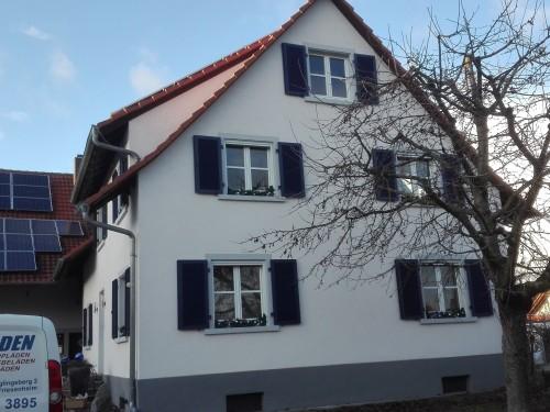 Aluminiumfensterläden Offenburg
