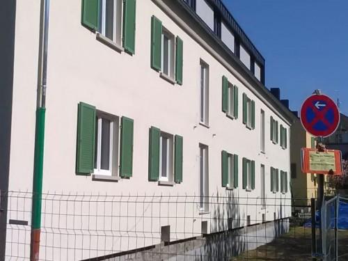 """Wiesbaden, """"unser Viertel"""" mit bislang 15 Wohnblocks"""