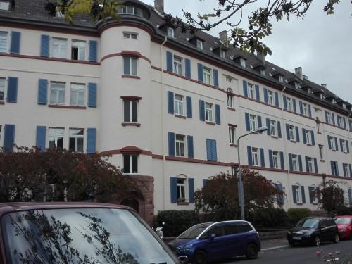 Alu 50, Mehrfamilienhaus Wiesbaden