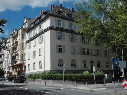 Fensterläden aus Aluminium, Wiesbaden