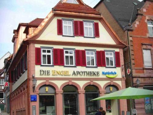 Engel-Apotheke in 77933 Lahr
