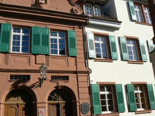 Ettenheim, altes Spital. Modell 8-2-8