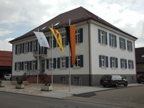Weisweil, saniertes Rathaus, Modell 5-5