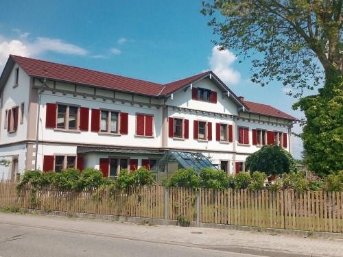 Bahnhof Kehl-Kork