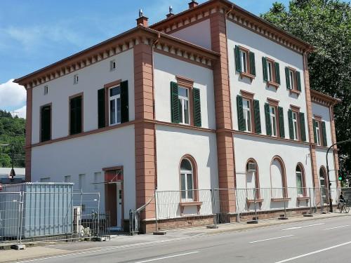 Bahnhof Haslach im Kinzigtal
