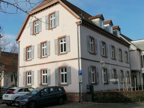 Rathaus II, Friesenheim. Schön ist es geworden.