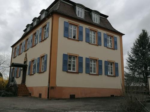 Pfarrhaus Friesenheim