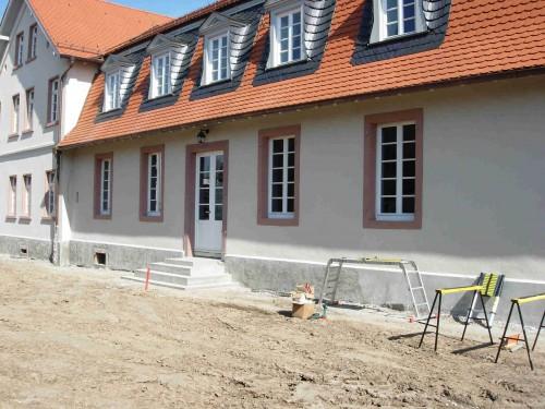 Heimatmuseum Alsbach-Hänlein vorher