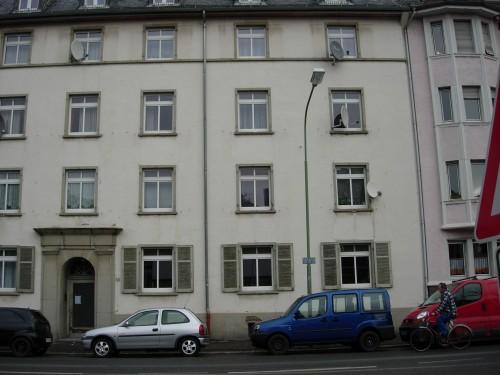 Offenbach, vorher